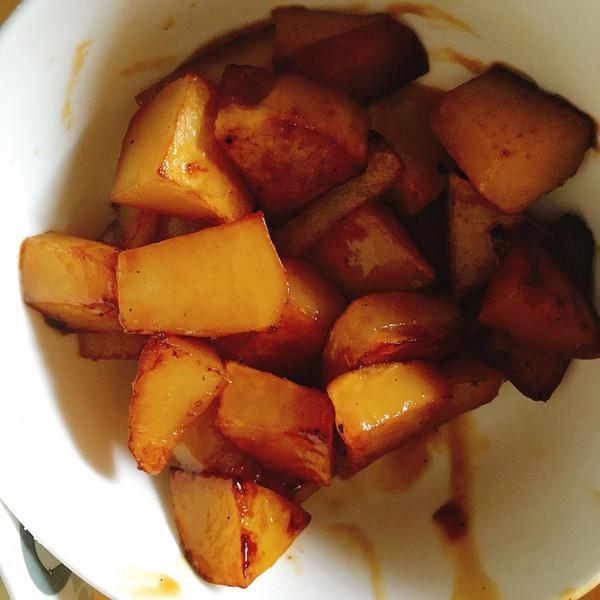 踢踢tt的红烧土豆做法的学习成果照_豆果美食