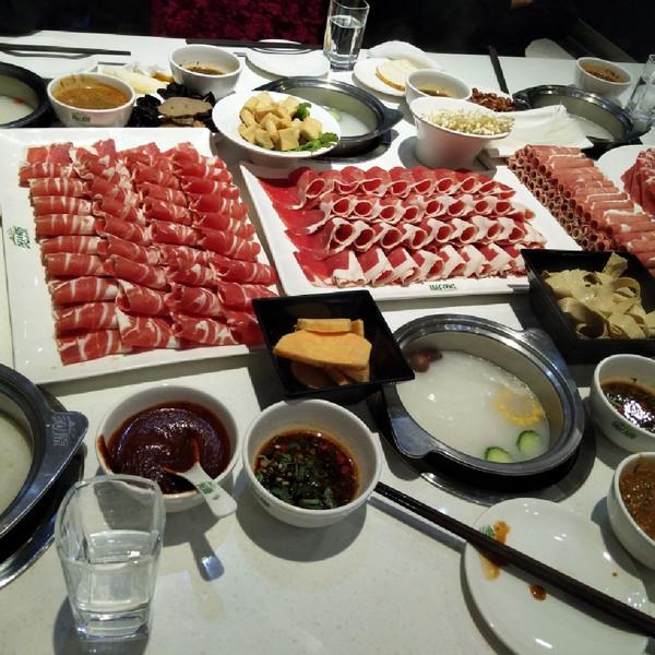 涮羊肉的做法_内蒙古涮羊肉的做法