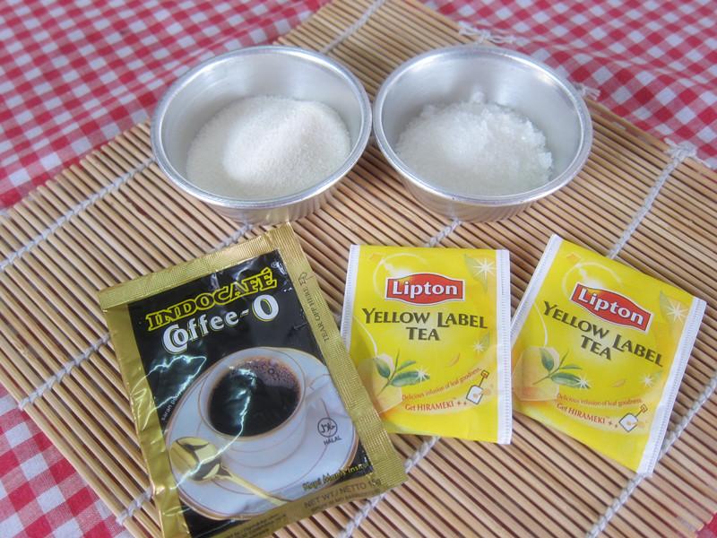 鸳鸯奶茶的做法步骤