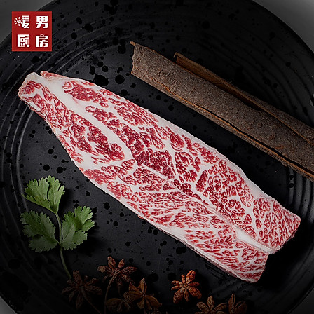 【限量50份】暖男厨房 新西兰m6级雪花牛排200g*6片