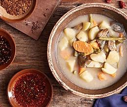 美食台的学会四种蘸料,白水煮的菜都很香!