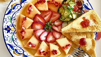 11款明丽健康的早餐