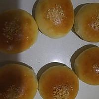 蛋黄肉松小面包的做法图解12