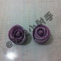 紫薯玫瑰花馒头的做法图解13