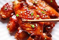 蚝油蜂蜜蒜香鸡翅的做法