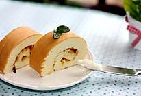 越来越得心应手的蛋糕--肉松蛋糕卷的做法