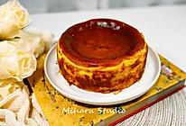 #换着花样吃早餐#❤️超人气网红甜品❤️巴斯克芝士蛋糕的做法