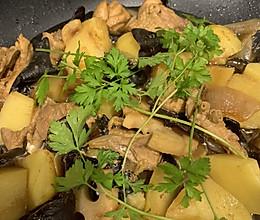 超下饭的土豆鸡块的做法
