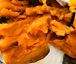 空气炸锅之烤红薯的做法