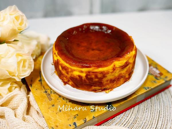 ❤️超人气网红甜品❤️巴斯克芝士蛋糕