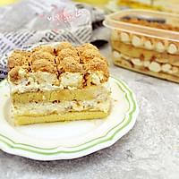 日式豆乳盒子蛋糕的做法图解29