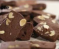 巧克力坚果饼干的做法图解10