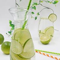 青柠檬苏打水(自制苏打水)的做法图解7