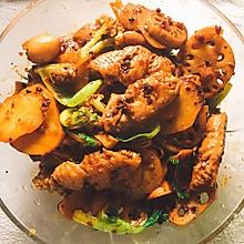 麻辣鸡翅香锅