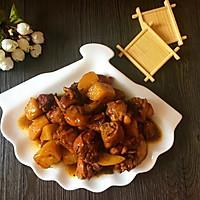 鸡腿炖土豆(电饭煲版)的做法图解5