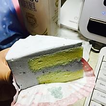 8寸蓝莓慕斯蛋糕,不腻口感好