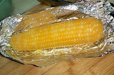 奶香蜜烤玉米棒