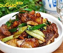 怎么做排骨才软嫩又好吃:蒜香回锅排骨的做法
