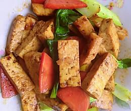 超下饭的家常豆腐的做法