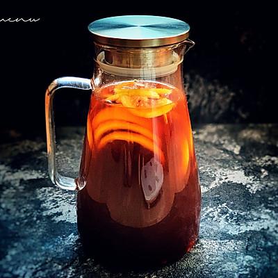 柠檬红茶(冻柠茶)