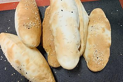 快手美食烤箱版黄桥烧饼