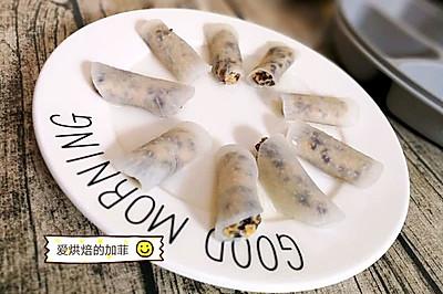白萝卜肉卷(宝宝辅食)