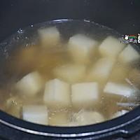 羊肉萝卜汤的做法图解6