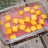 #花10分钟,做一道菜!#芒果布丁的做法图解7