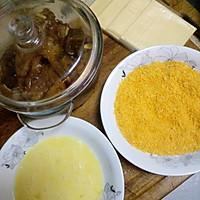 烤箱爆浆鸡排非油炸的做法图解4
