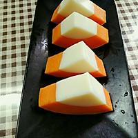 牛奶木瓜冻的做法图解5