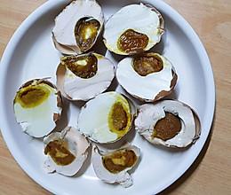 富得流油的咸鸡蛋的做法