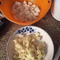 咖喱鸡饭的做法图解4