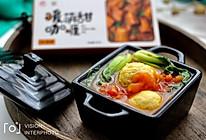 咖喱番茄鸡肉丸子#安记咖喱快手菜#的做法