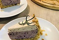 蓝莓慕斯酸奶芝士蛋糕的做法
