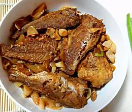 家常炖海鱼 简单美味的做法
