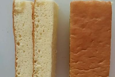 棉花蛋糕(从不完美的蛋糕组织分析)