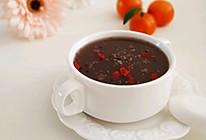 糯米黑豆粥#做道好菜,自我宠爱!#的做法