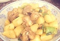 小鸡腿烧土豆的做法