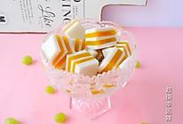 #晒出你的团圆大餐#芒果椰香千层糕的做法