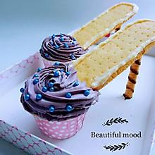 高跟鞋杯子蛋糕#松下多面美味#