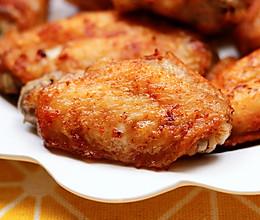 #一人一道拿手菜#家庭版炸鸡翅的做法