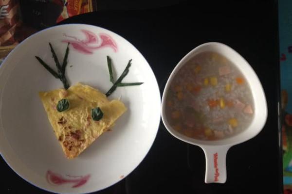 美味营养粥的做法