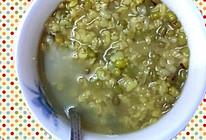 解暑绿豆粥的做法