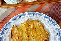 十分钟早餐:电饼铛版地瓜片的做法