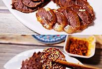 一学就会的家庭式卤牛肉㊙️制五香卤牛腱(高压锅版)超入味的做法