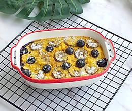 香蕉蓝莓燕麦的做法