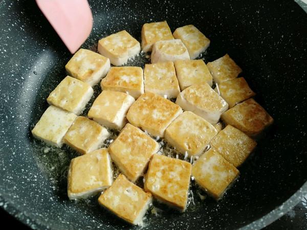 肉末烧豆腐的做法图解6