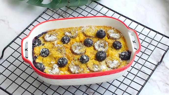 香蕉蓝莓燕麦