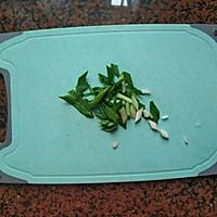 腊肠炒荷兰豆的做法图解4