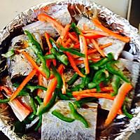 香烤带鱼的做法图解2